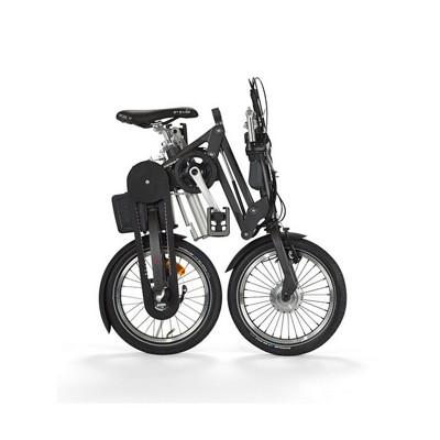 mobiky youri 3 falt e bike 5 5ah in grau von no name g nstig im online shop kaufen. Black Bedroom Furniture Sets. Home Design Ideas