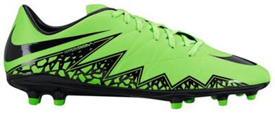 reputable site d9adf ead76 Acheter Nike Hypervenom Phelon II FG en vert de undefined dans la boutique  en ligne