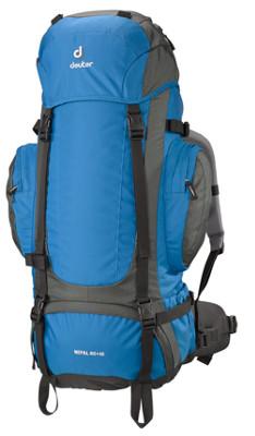 40941407f0 Comprare Nepal 60+10 L zaino da trekking in blu oceano di Deuter nel shop  online