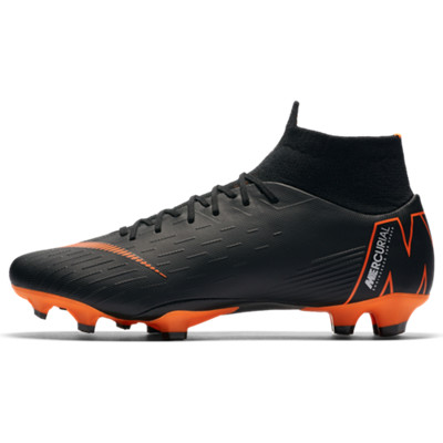 Nike Mercurial Superfly 6 Pro FG Herren Fussballschuh in orange siche