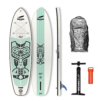 Image of Allround Lite Inflatable 9.6 Stand Up Paddle (SUP) 2019