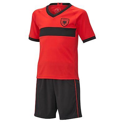 Image of Albanien Kinder Fussballset