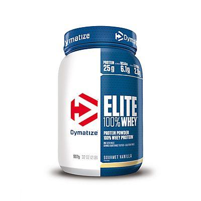 Image of Elite Whey Gourmet Vanilla 907g Proteinpulver