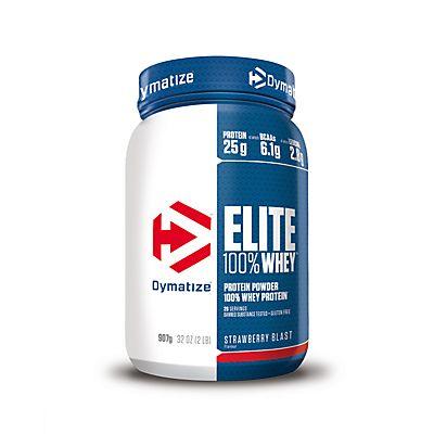 Image of Elite Whey Strawberry Blast 907g Proteinpulver