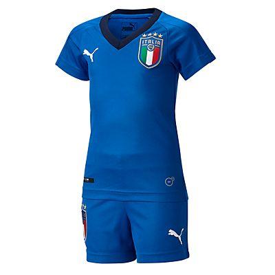 Image of Italien Home Kinder Fussballset