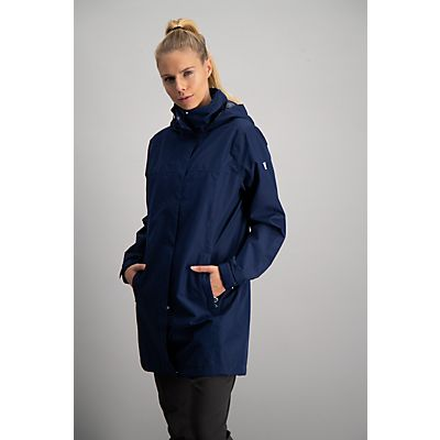 Image of Aden Long Damen Regenjacke
