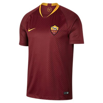 Image of AS Roma Home Replica Herren Fussballtrikot
