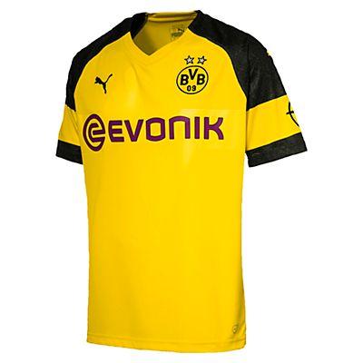 Image of Borussia Dortmund Home Replica Herren Fussballtrikot