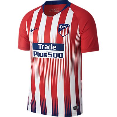 Image of Athletico Madrid Home Replica Herren Fussballtrikot