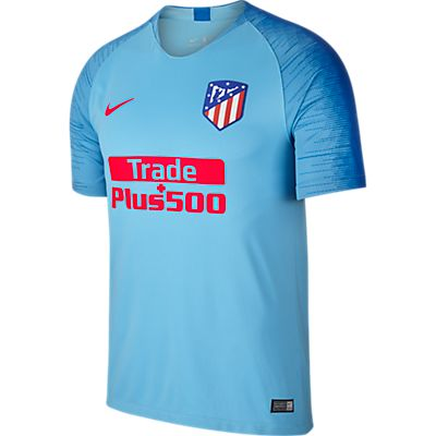 Image of Athletico Madrid Away Replica Herren Fussballtrikot