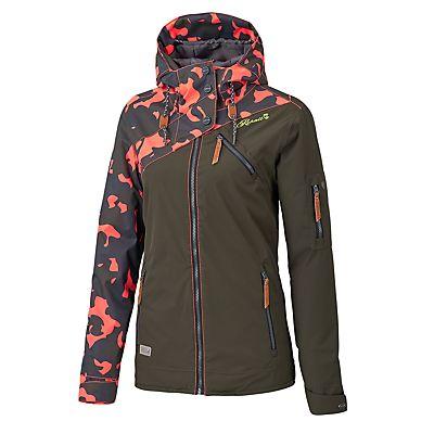 Willow-R veste de snowboard femmes