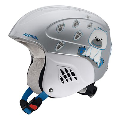 Image of Carat Ice Bear Kinder Skihelm