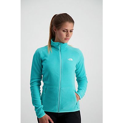 Image of 100 Glacier Zip-In Damen Fleecejacke
