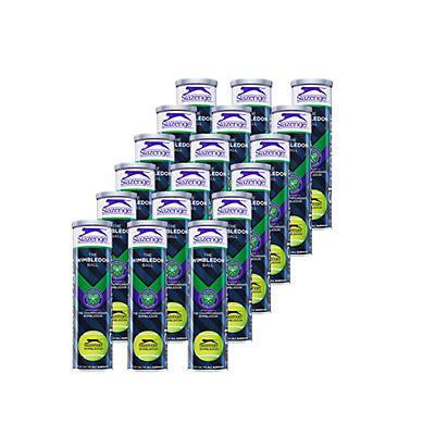Image of 18-Pack Wimbledon Tennisball