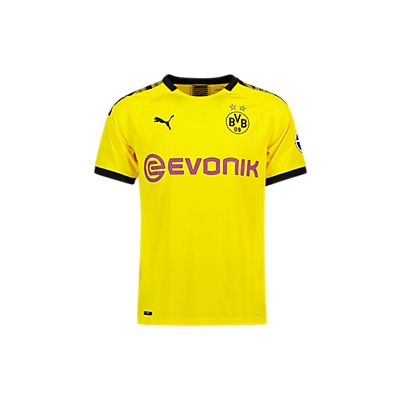 Image of Borussia Dortmund Home Authentic Herren Fussballtrikot