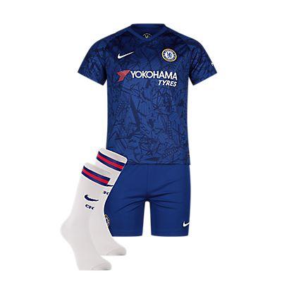 Image of FC Chelsea Home Replica Kinder Fussballset