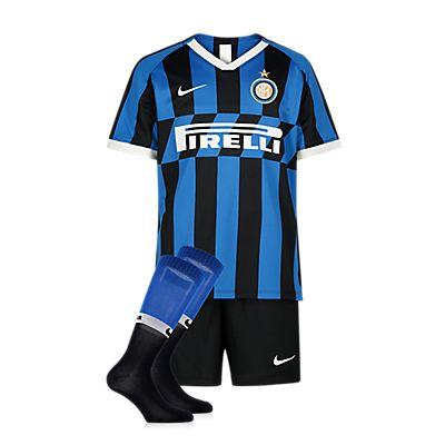 Image of Inter Mailand Home Replica Kinder Fussballset