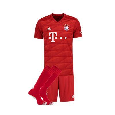 Image of FC Bayern München Home Replica Kinder Fussballset