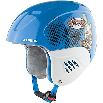 Image of Carat Donals Duck jungen Skihelm + Brille