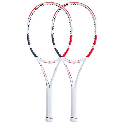 Image of 2-Pack Pure Strike 100 Tennisracket