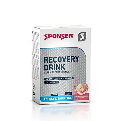 Image of Recovery Drink 6 x 60 g Getränkepulver