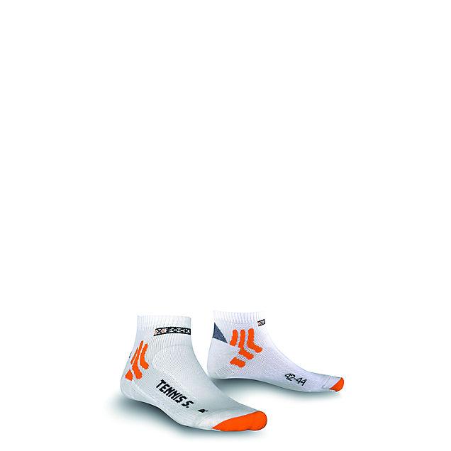 X-Socks Silver 39-41 Tennissocken
