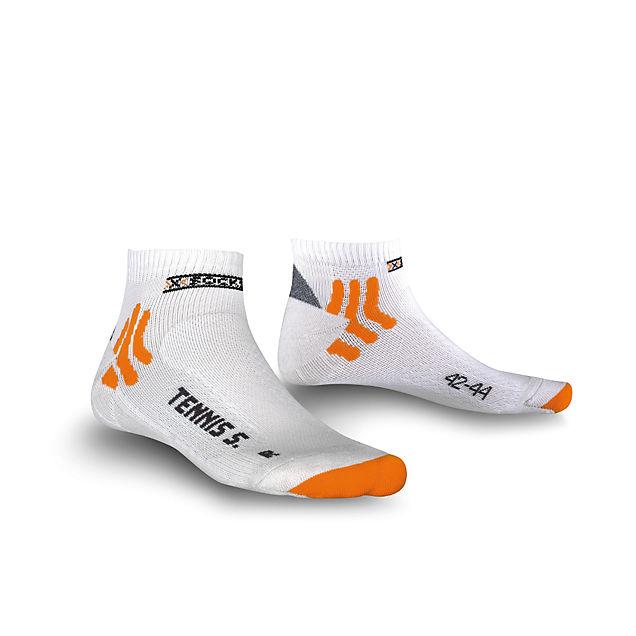X-Socks Silver 35-38 Damen Tennissocken