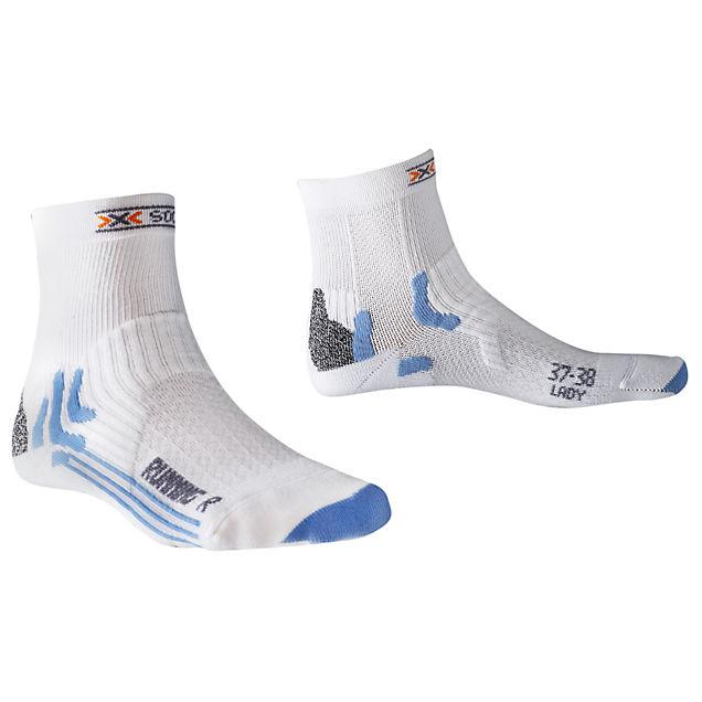 X-Socks Short 41-42 chaussettes de course femmes