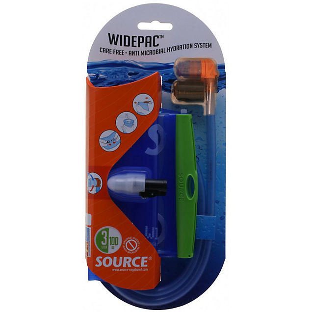 Source Widepac 3 L poche a l'eau