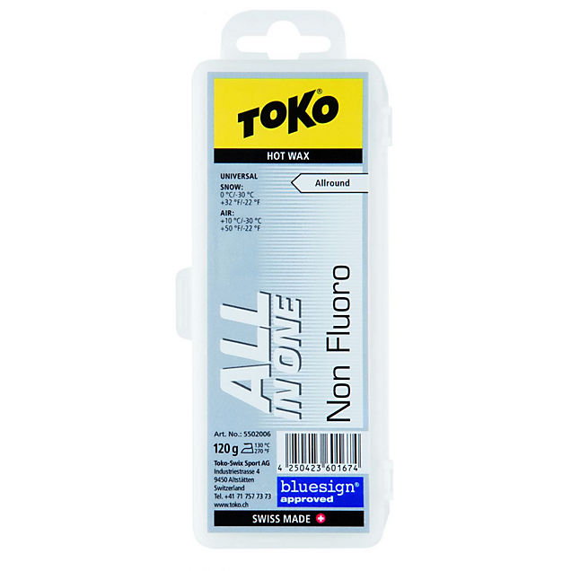 Toko All in One Hot Wax 120g