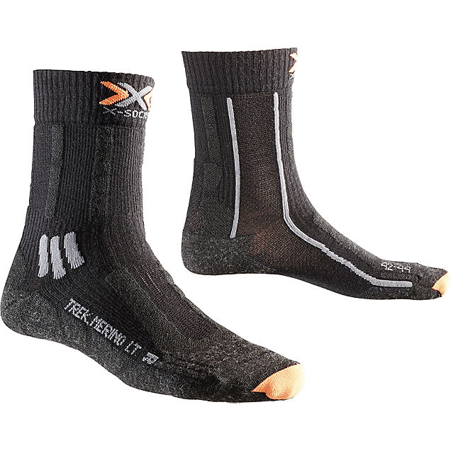 X-Socks Trekking Merino Light 39-41 Wandersocken