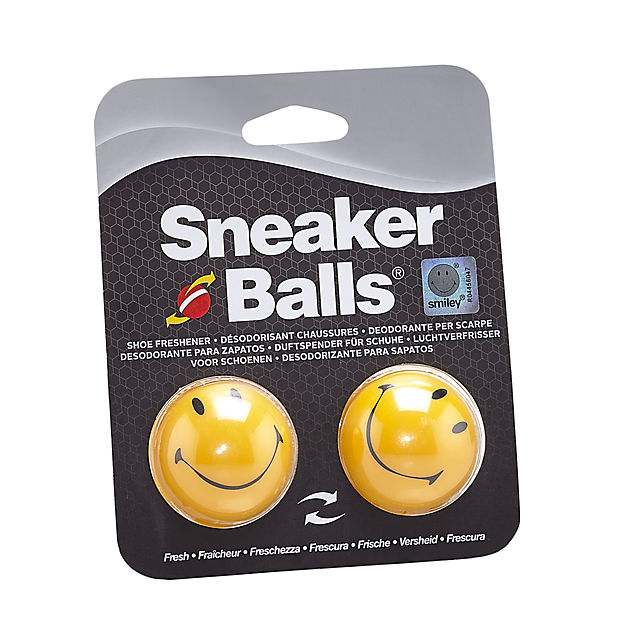 Sneaker Balls Happy Face dispenser di profumo