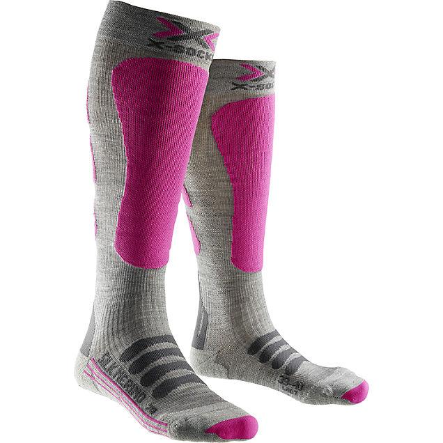 X-Socks Silk Merino 39-40 calze da sci donna