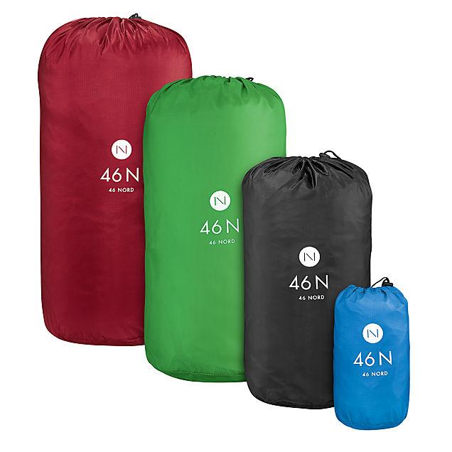 46 Nord sacchetto per bagagli