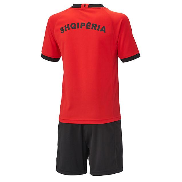 Powerzone Albanien Kinder Fussballset