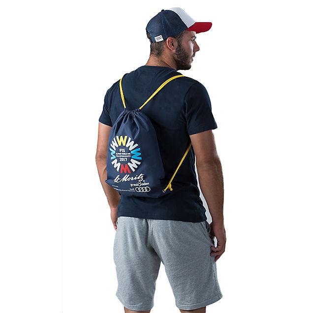 Ski WM St. Moritz 2017 Gym Bag