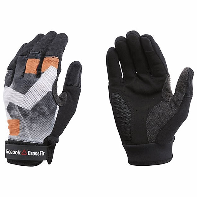 Reebok Crossfit Training Gloves: Crossfit Herren Training Gloves In Orange