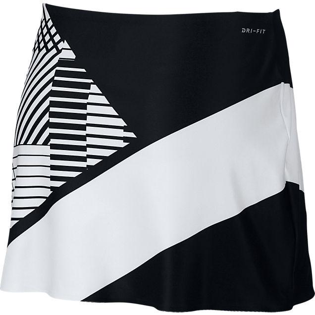 Nike Court Power Spin Tennis Skirt Donna