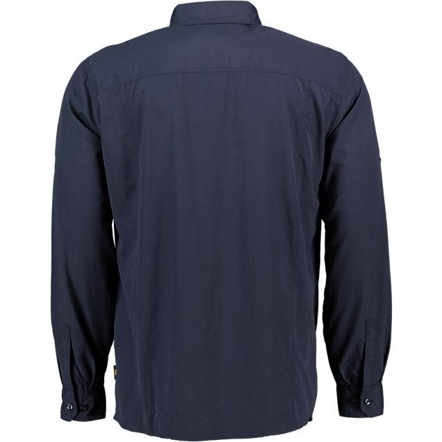 Jack Wolfskin Atacama Roll-Up camicia da trekking uomo