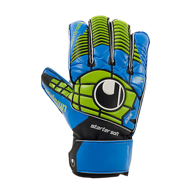 Uhlsport Eliminator Starter Soft Bambini Goalkeeper gloves