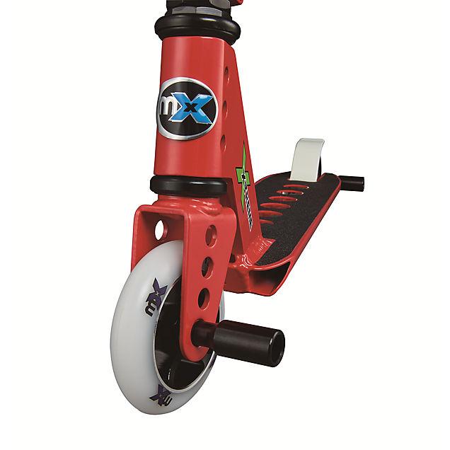 mx trixx new kinder stunt scooter in gr n micro online. Black Bedroom Furniture Sets. Home Design Ideas