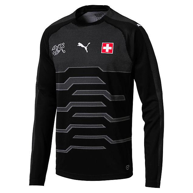 Puma Svizzera Replica maglia da portiere uomo