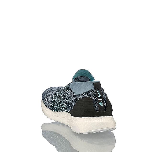 a0e5b8f723a Ultra Boost Laceless Parley Herren Sneaker in blau-grau - adidas ...