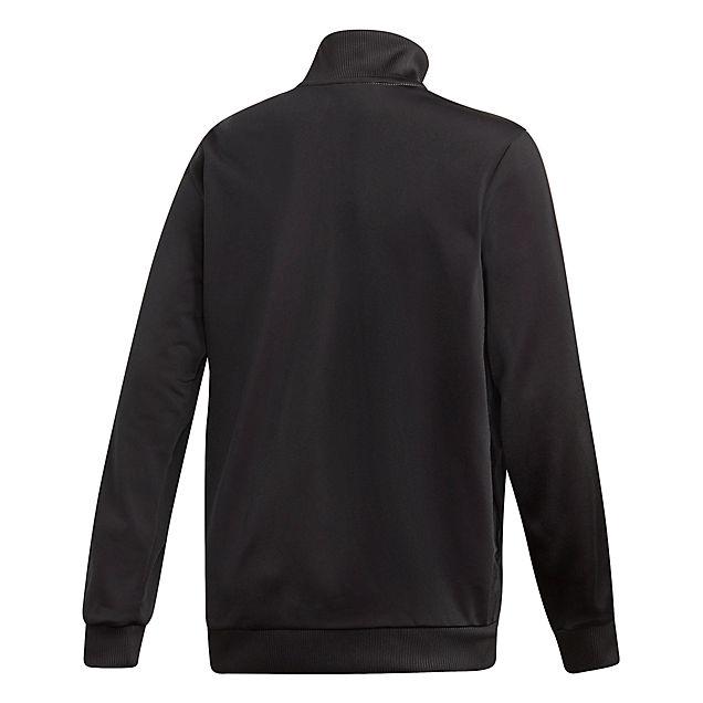 Tibero Jungen Trainingsanzug in schwarz grau adidas