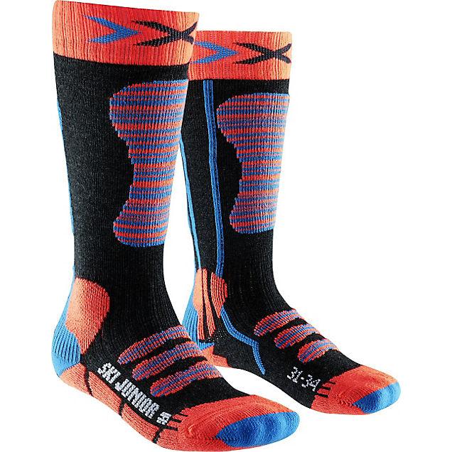 X-Socks Ski 31-34 Kinder Skisocken