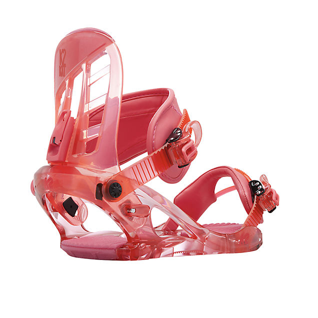 K2 Kandi + Kat Kinder Snowboard Set