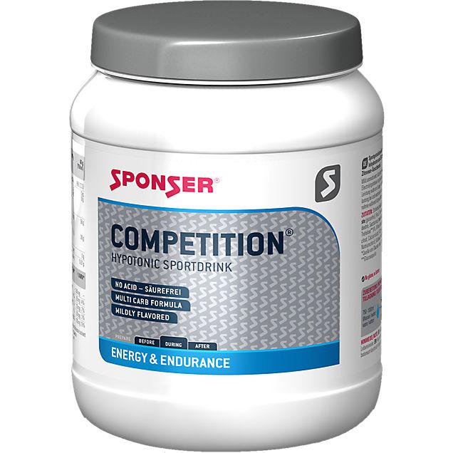 Sponser Competition®  1000 g polvere per bevande