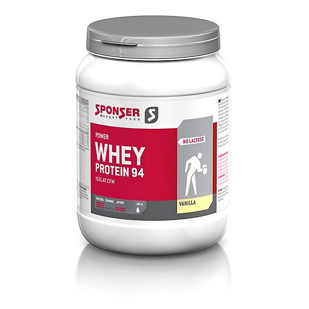 Sponser Whey Protein 94 Isolat CFM Vanilla