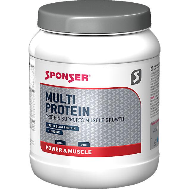 Sponser Multi Protein 425 g poudre de protéines