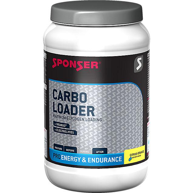 Sponser Carbo Loader 1200 g Getränkepulver